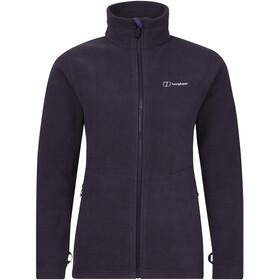 Berghaus Prism PolarTec InterActive Fleece Jacket Women, noir